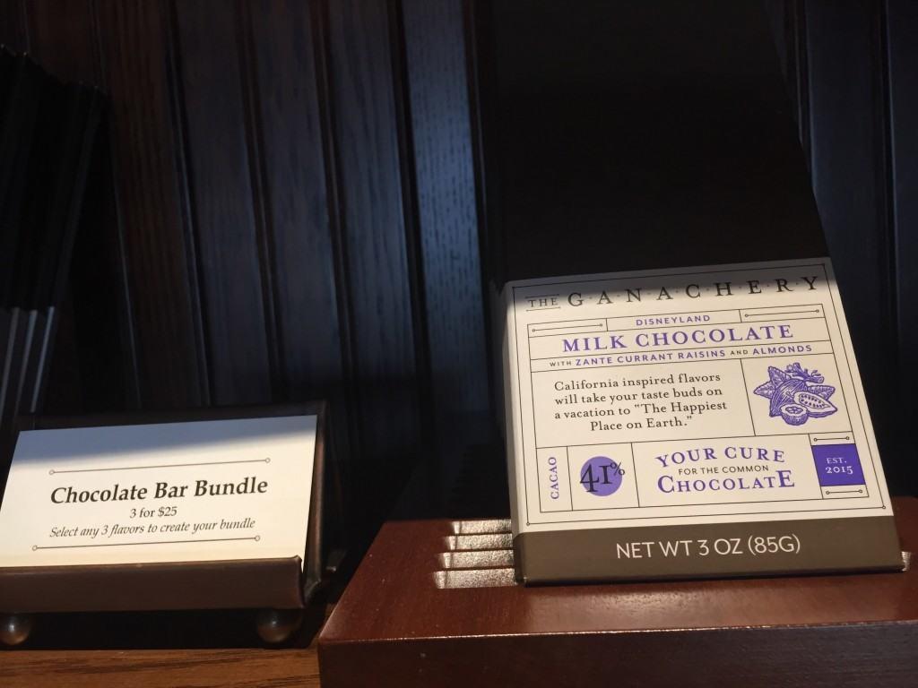 Chocolate at the Ganachery at Disney Springs