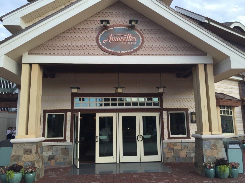 Amorette's Patisserie at Disney Springs