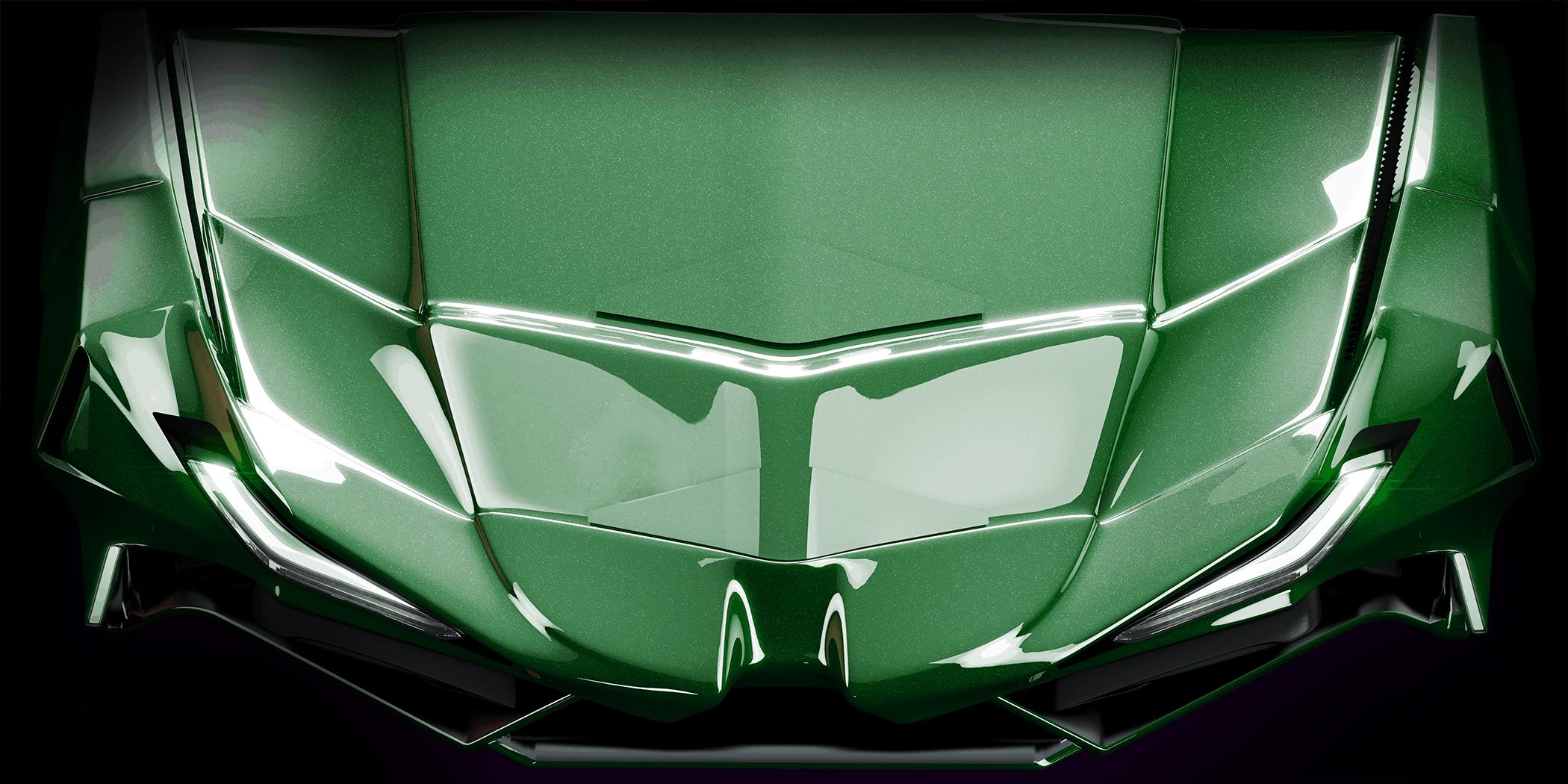 The NEW Incredible Hulk Coaster revealed