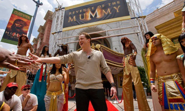 Revenge of the Mummy fraserphobia Universal Studios Florida