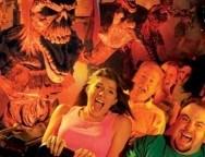 Revenge of the Mummy ride experience Universal Studios Florida