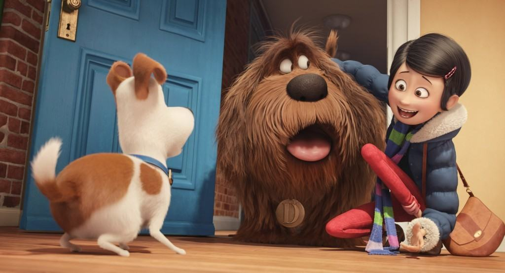A Secret Life of Pets attraction could be making its way to Universal Orlando sometime soon...