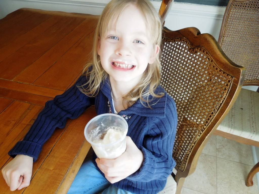 Making Universal Orlando's Butterbeer at home: Official tester satisfied.