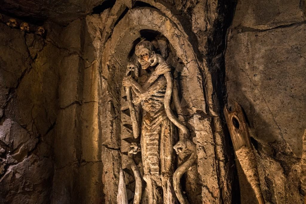 Skull Island: Reign of Kong queue