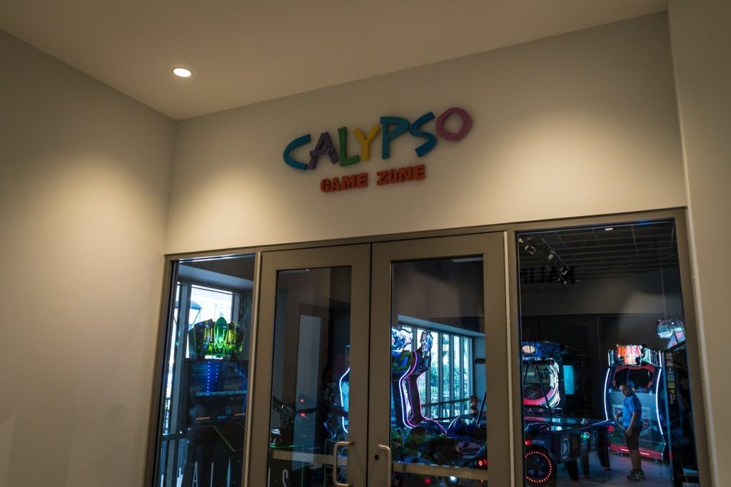 Loews Sapphire Falls Resort's Calypso Game Zone at Universal Orlando