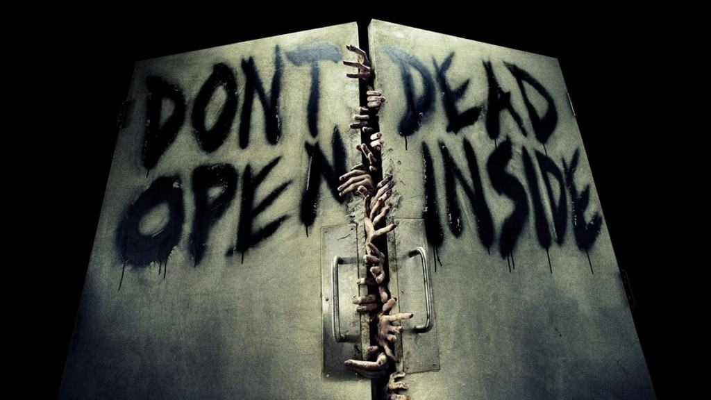 The Walking Dead Don't Open Dead Inside