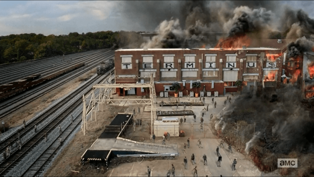 The Walking Dead Terminus