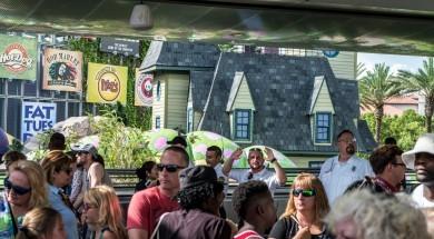 Universal Orlando CityWalk temporarily closed due to suspicious package