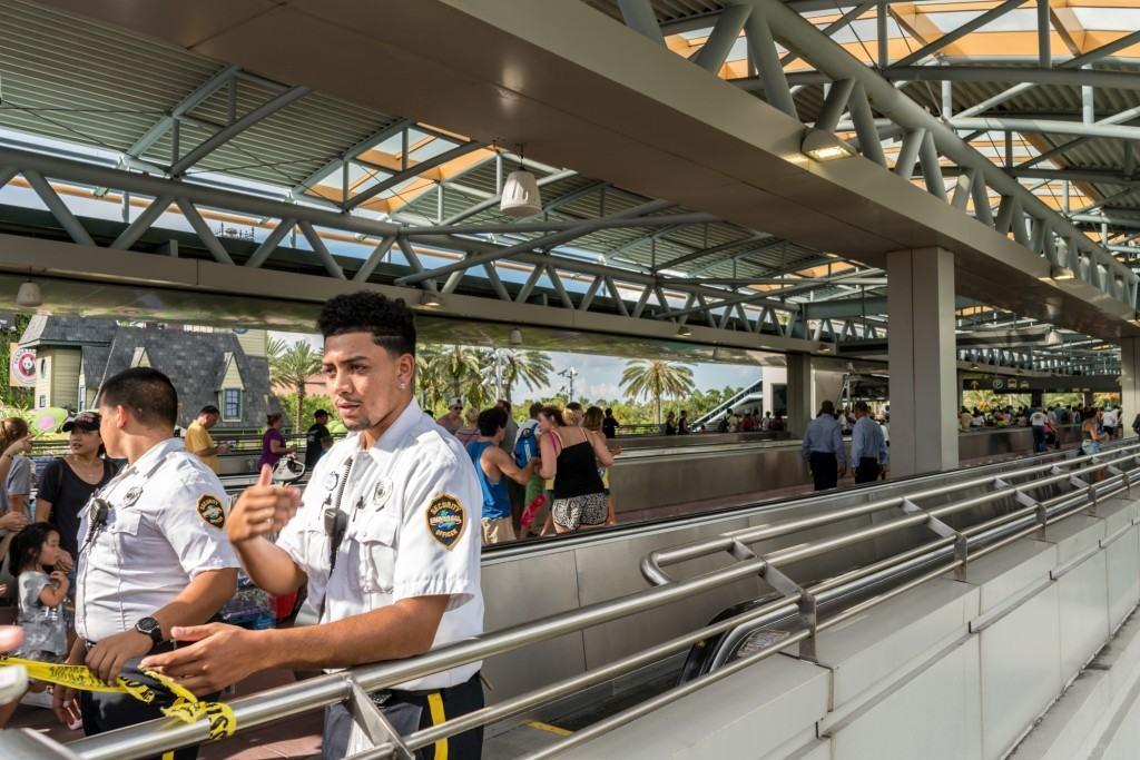 Universal Orlando's transportation hub begins to reopen