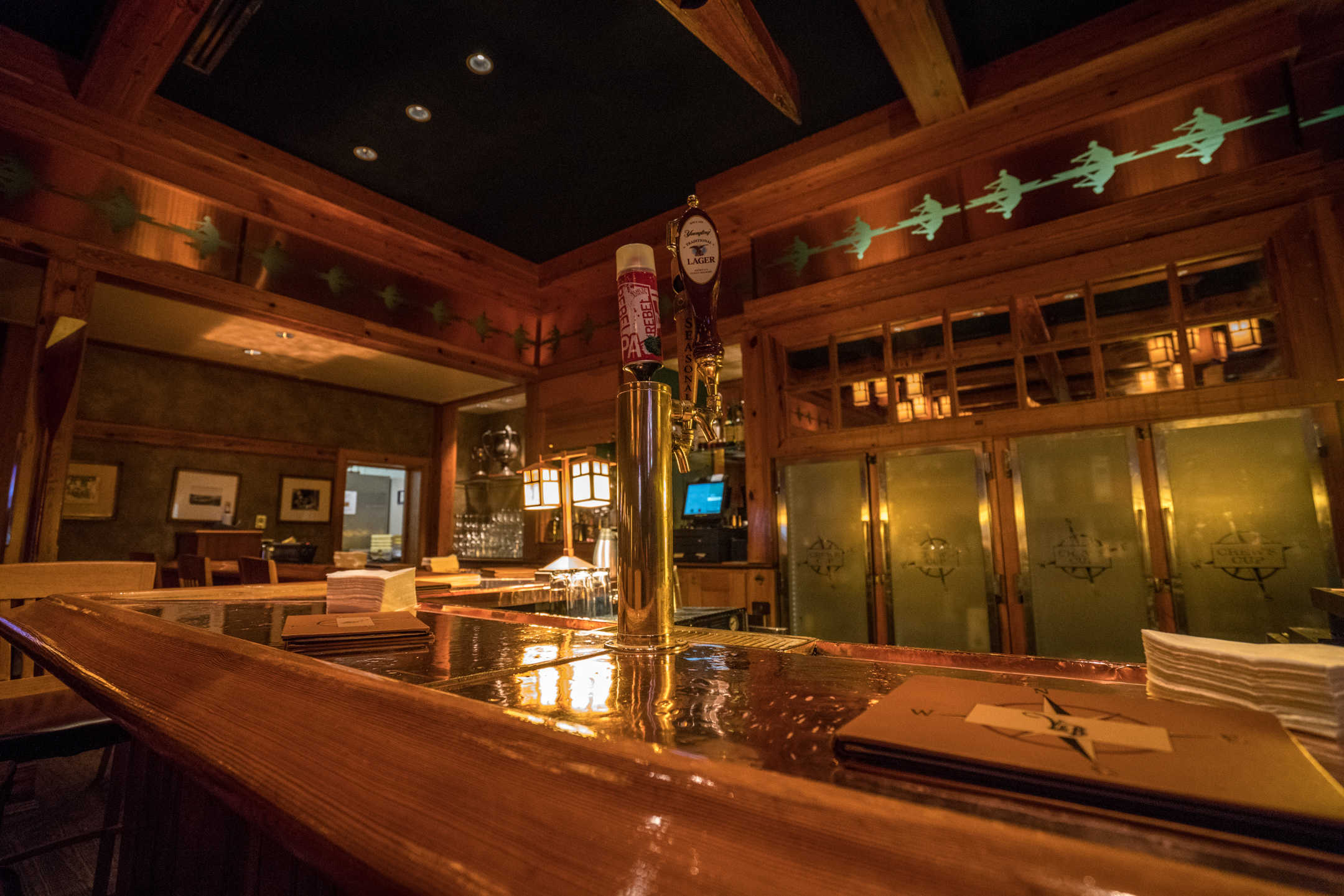 Top 5  bars at the Walt Disney World Resort