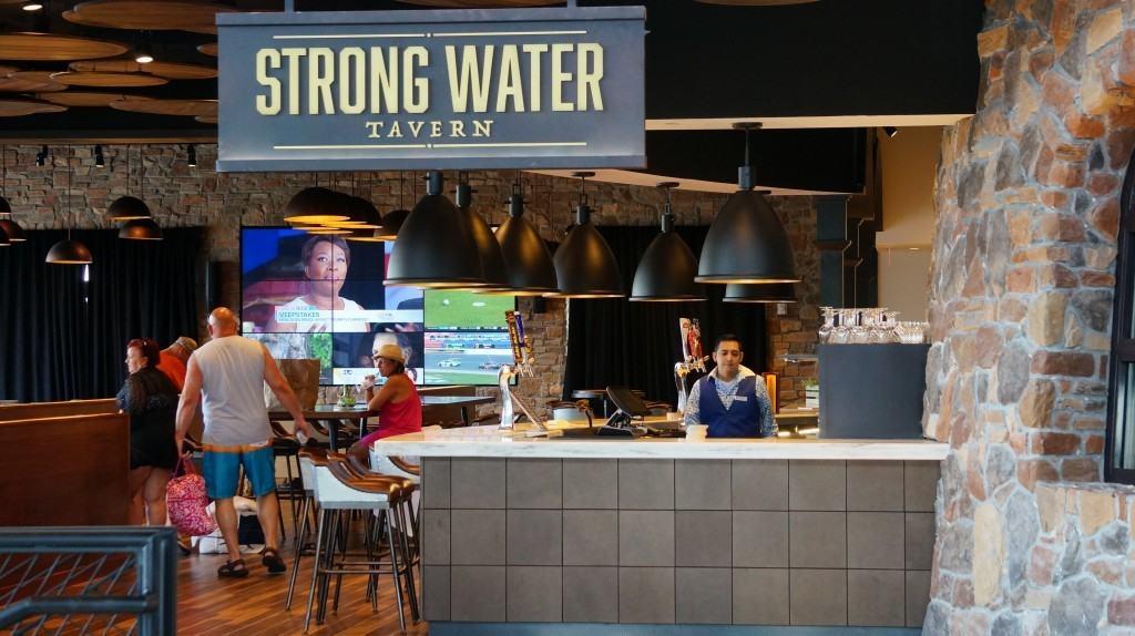 Strong Water Tavern at Loews Sapphire Falls Resort