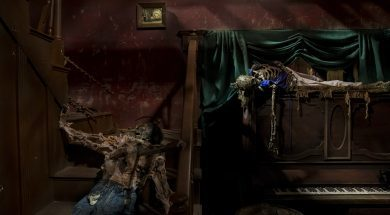 Ghost Town: The Curse of Lightning Gulch at Universal Orlando's Halloween Horror Nights 26