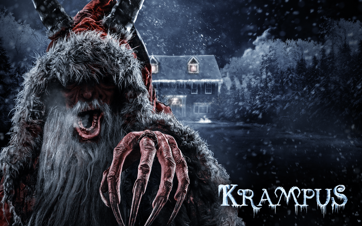 Krampus coming to Halloween Horror Nights 26