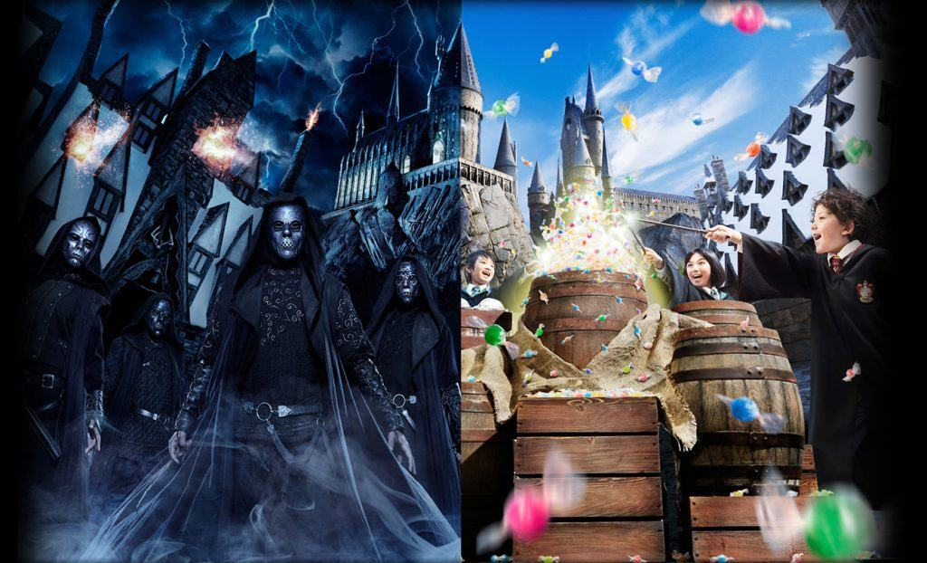 Halloween at The Wizarding World of Harry Potter in Universal Studios Japan