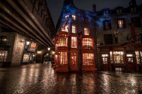 Weasleys' Wizard Wheezes in Diagon Alley at Universal Orlando