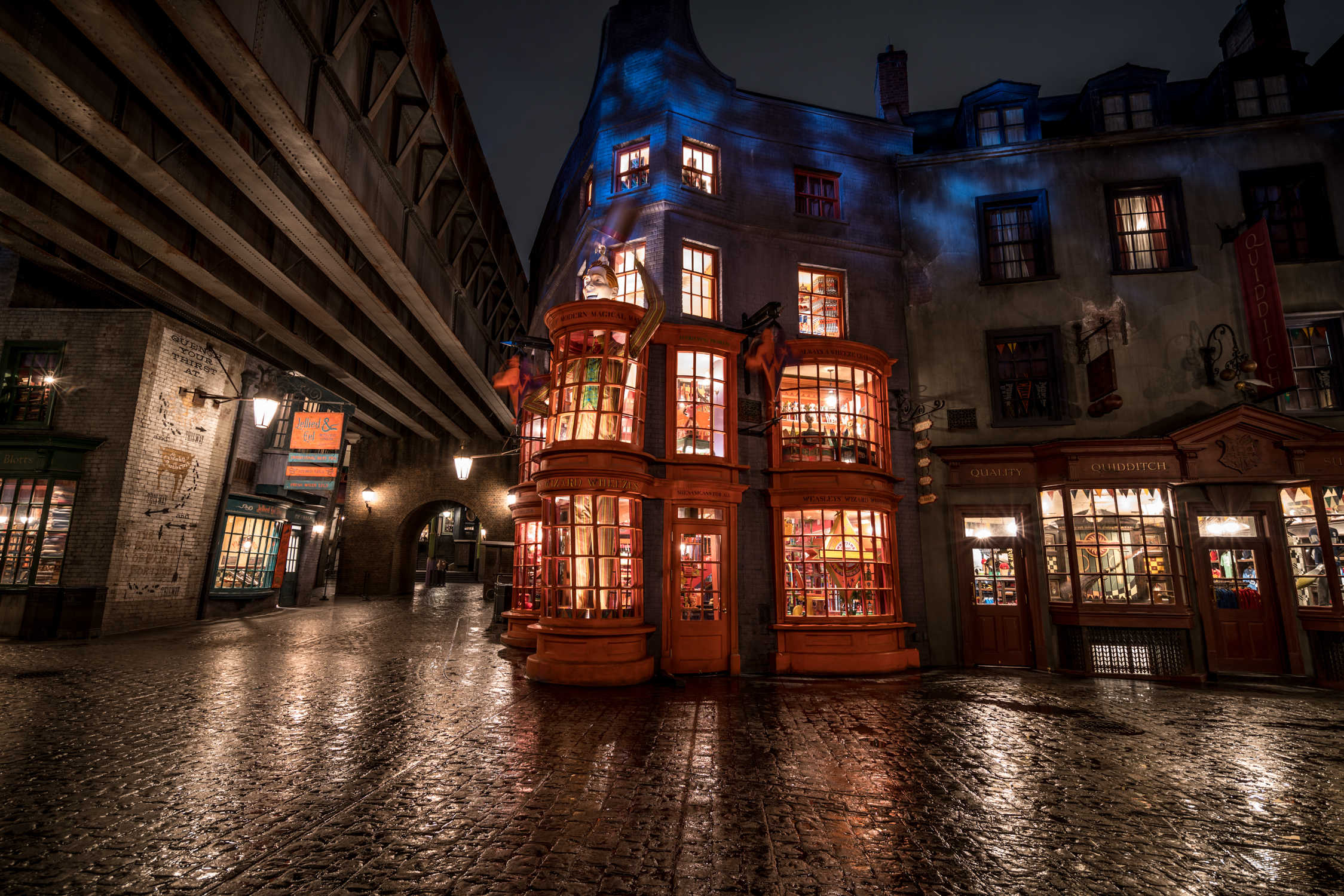 Top 5 Items from Weasley's Wizarding Wheezes in Diagon Alley at Universal Orlando