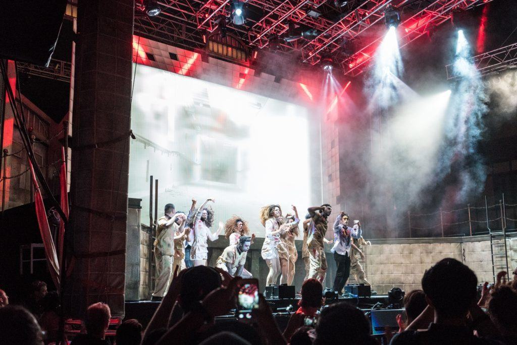 Academy of Villains at Universal Orlando's Halloween Horror Nights 26