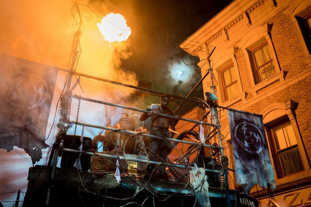 Survive or Die Apocalypse in Halloween Horror Nights 2016 at Universal Orlando Resort