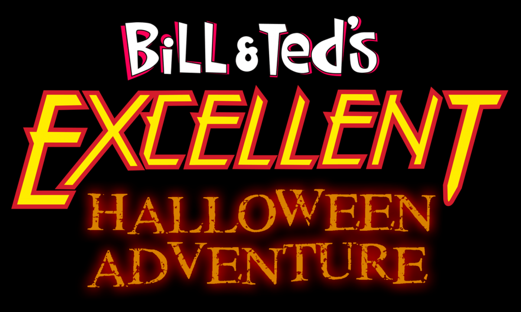 Bill & Ted's Excellent Halloween Adventure at Universal Orlando's Halloween Horror Nights 2016