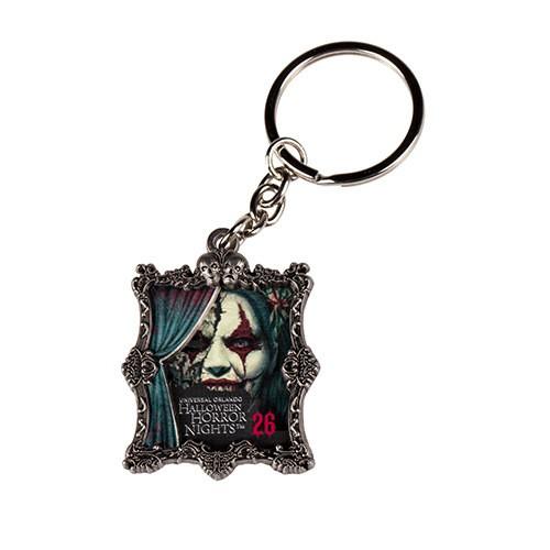 Halloween Horror Nights 26 Chance Keychain ($14.95)