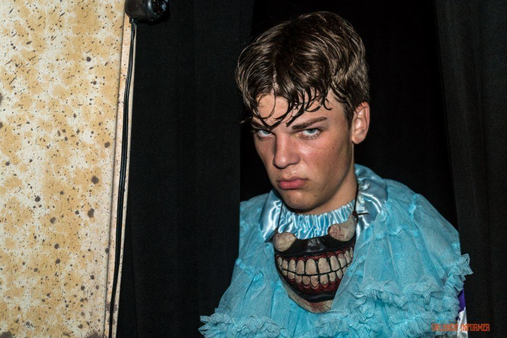 Dandy Mott in American Horror Story at Universal Orlando's Halloween Horror Nights 2016