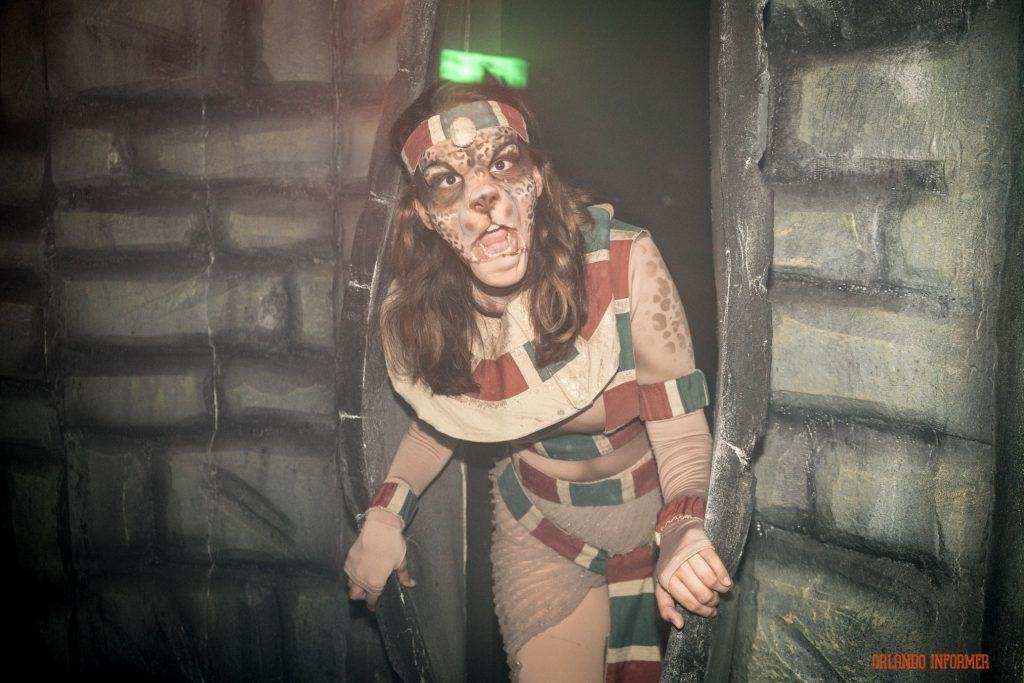 Tomb of the Ancients at Universal Orlando's Halloween Horror Nights 2016