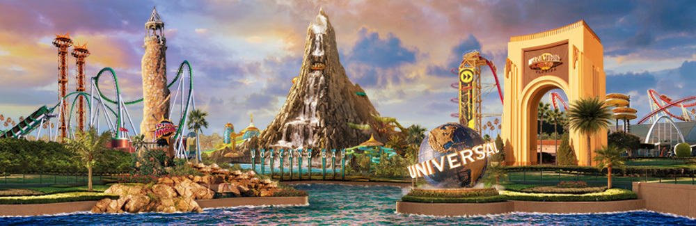 An Overview Of Universal Orlando Resort Now Featuring Volcano Bay