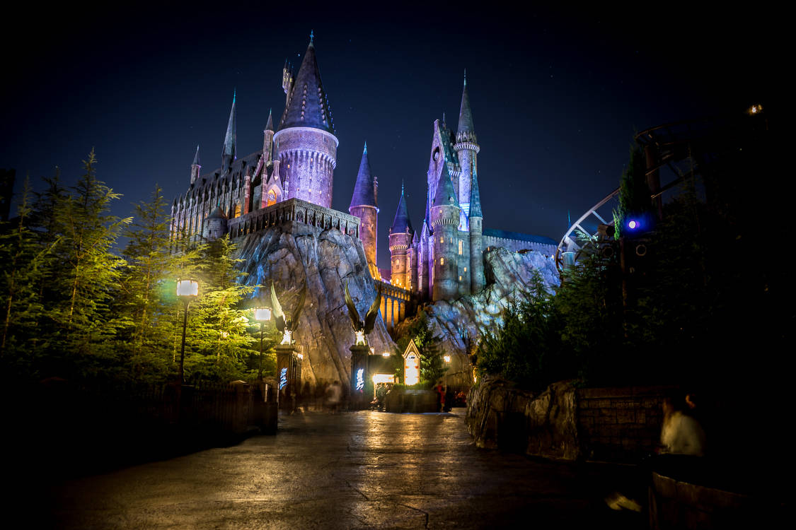 Harry Potter and the Forbidden Journey set for refurbishment