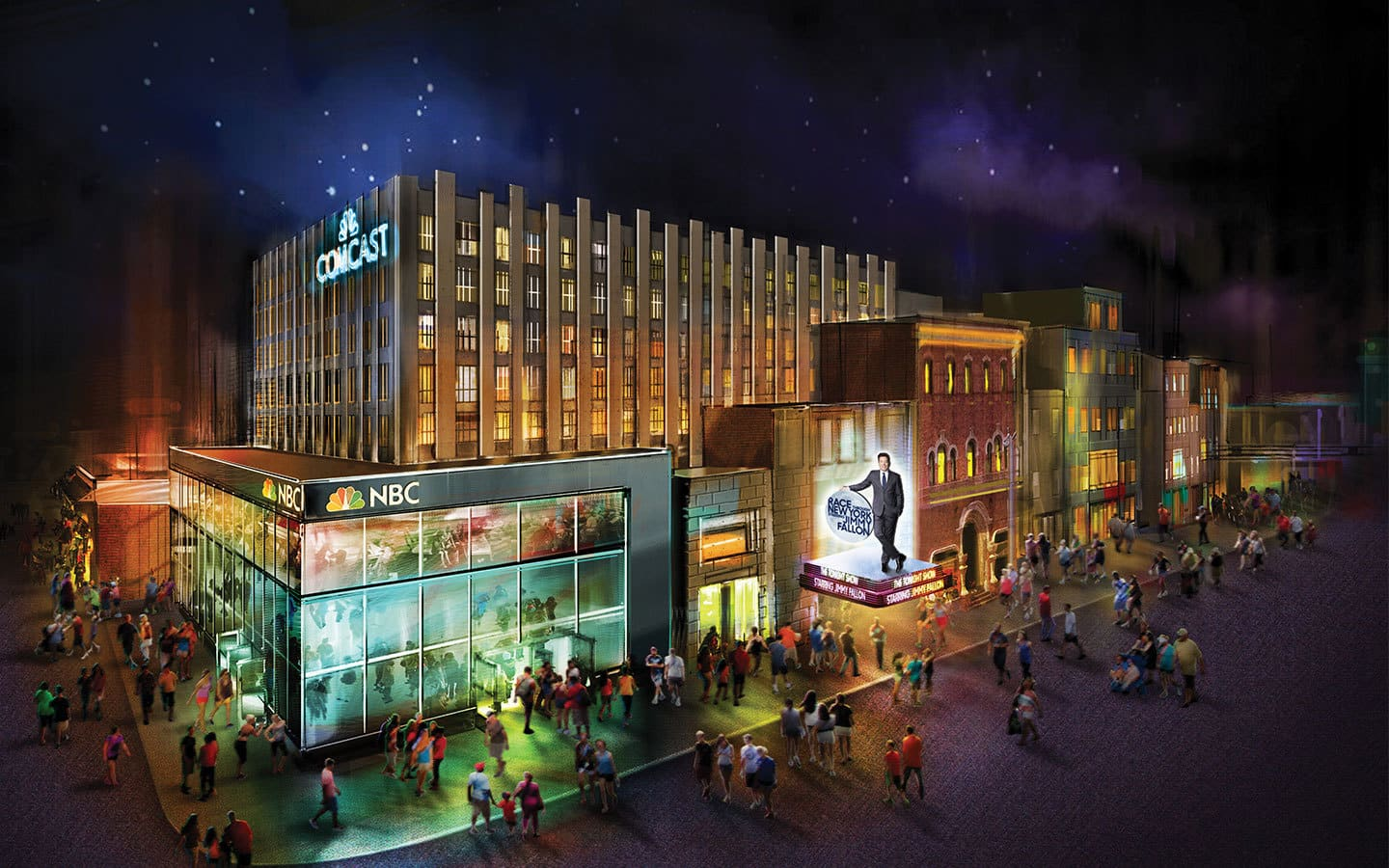 Jimmy Fallon ride details revealed for Universal Orlando