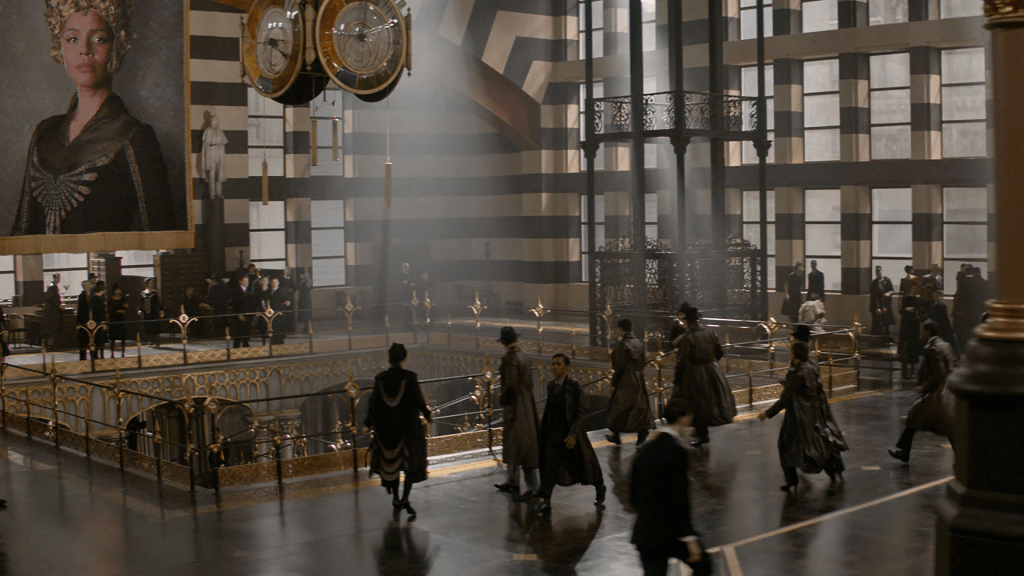 "The Magical Congress of the United States of America in ""Fantastic Beasts and Where to Find Them"""