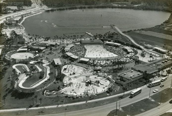 Wet 'n Wild in its early days