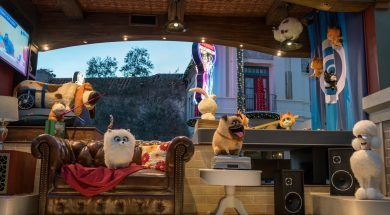 Secret Life of Pets comes to Universal's Superstar Parade