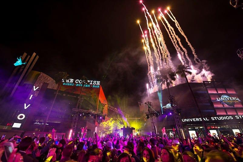 Orlando New Years Eve 2018