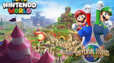 Super Nintendo World coming to Universal Studios Japan