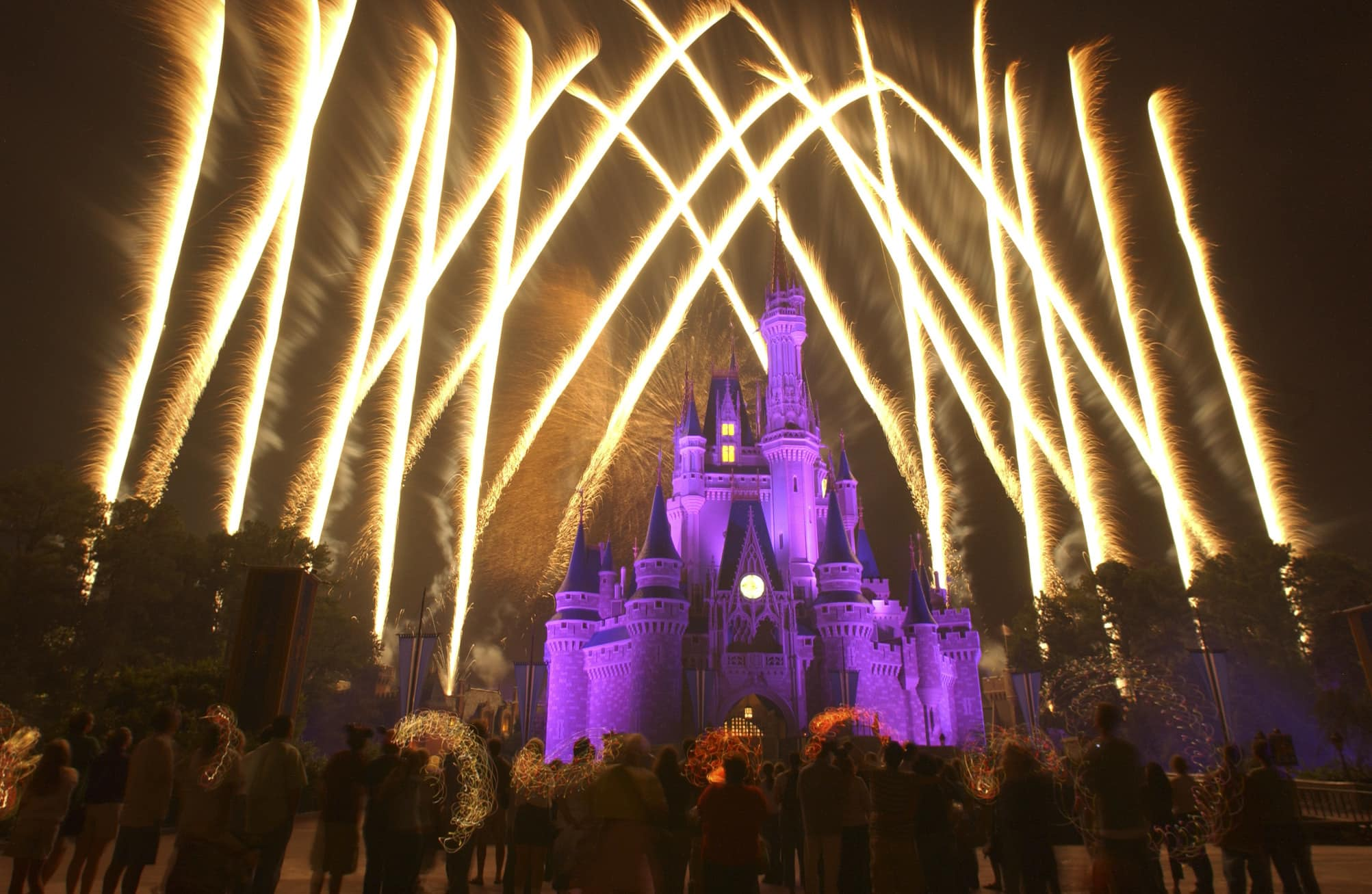 New fireworks show coming to Magic Kingdom at Walt Disney World