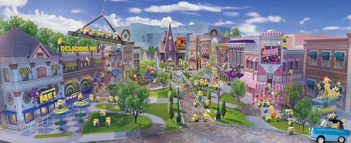 4 secrets of Minion Park, the new Despicable Me land coming to Japan