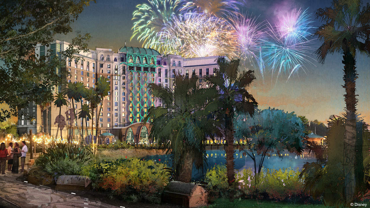Walt Disney World announces massive expansion to Coronado Springs and updates to Caribbean Beach Resort