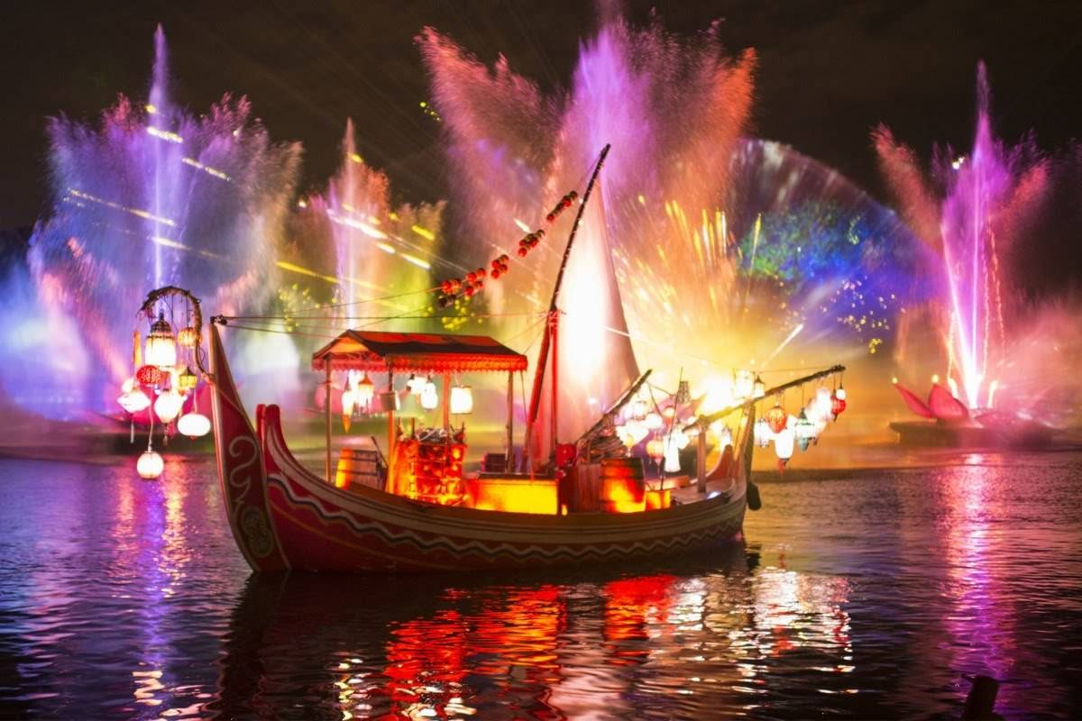 Rivers of Light opening date and dining packages released