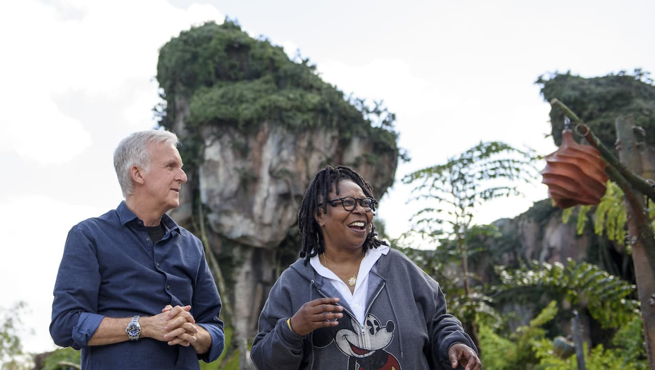 Disney to reveal new Pandora – The World of Avatar details on ABC