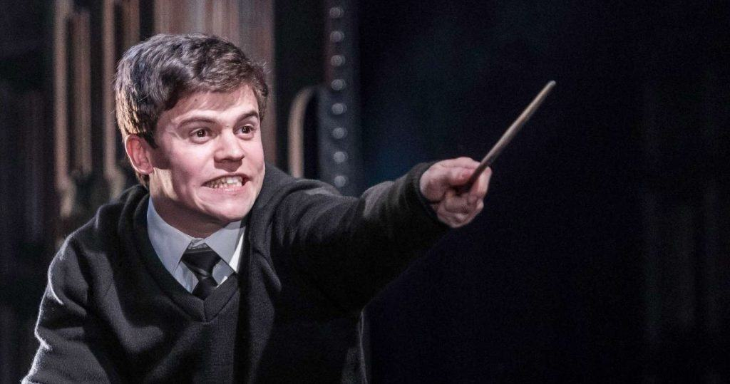 Albus Severus Potter from Harry Potter and the Cursed Child