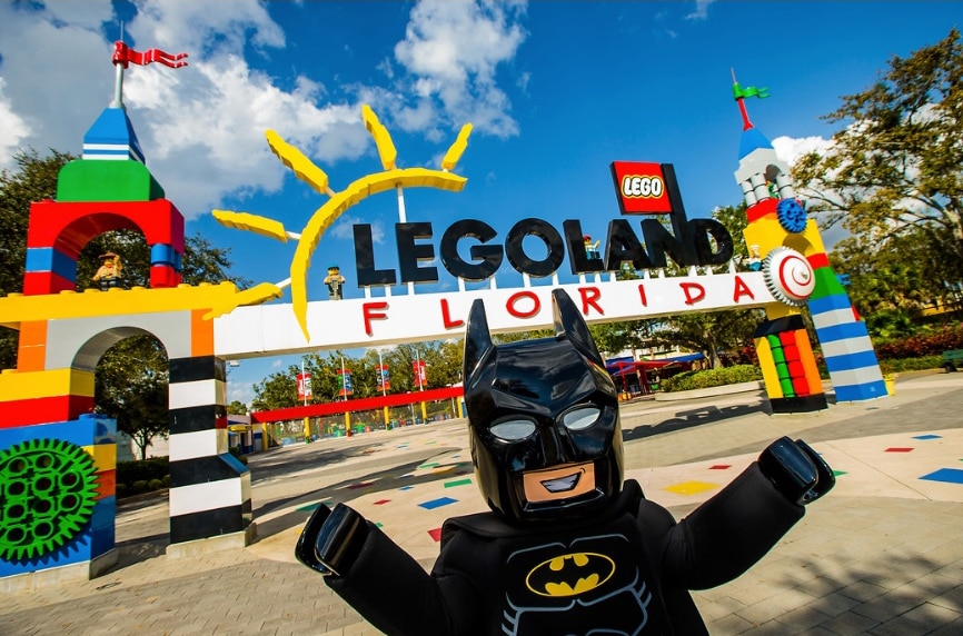 LEGO Batman Movie Days coming to LEGOLAND Florida