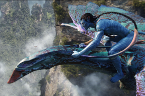 Banshee flight from James Cameron's Avatar