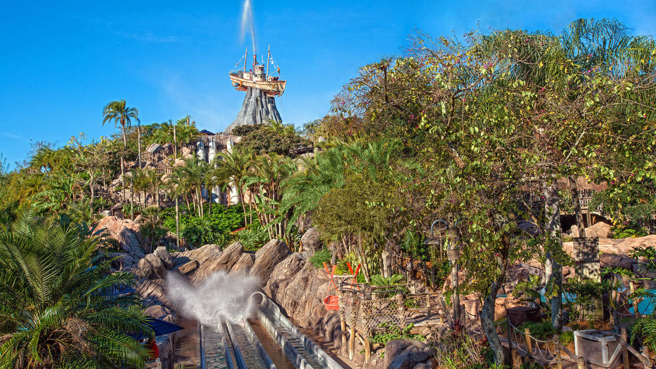 Disney World announces 'Miss Adventure Falls' opening date