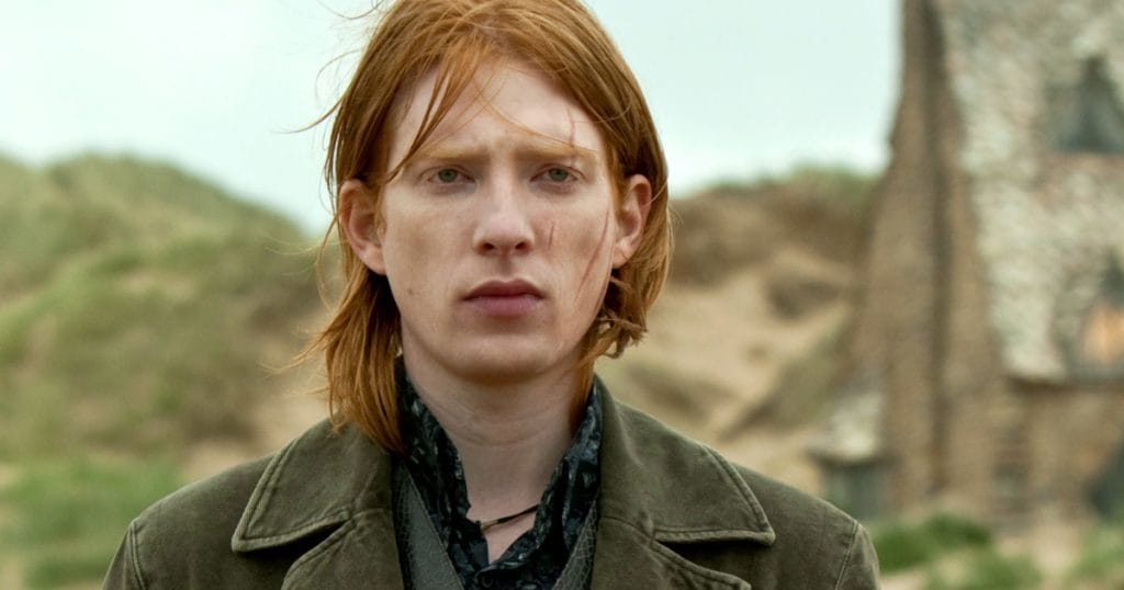 Harry Potter's Bill Weasley