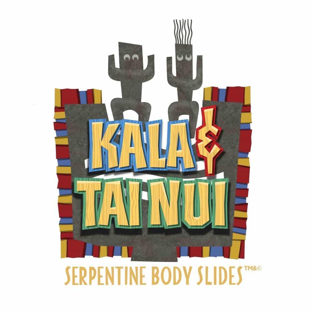 Kala & Tai Nui Serpentine Body Slides logo