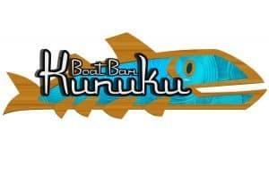 Kunuku logo at Universal's Volcano Bay