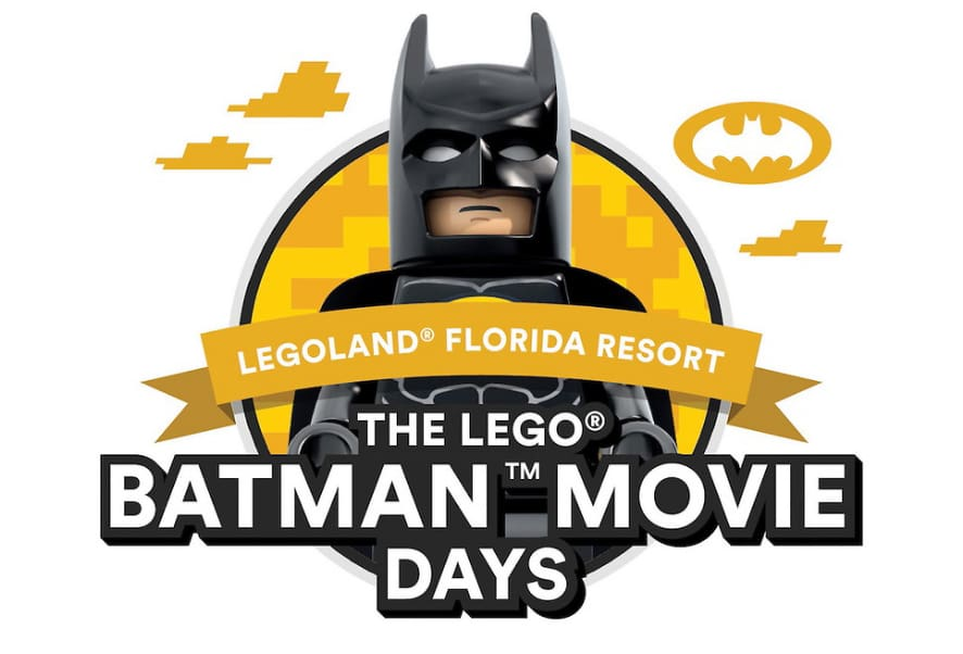 The LEGO Batman Movie Days Logo