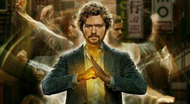 Marvel and Netflix's Iron Fist