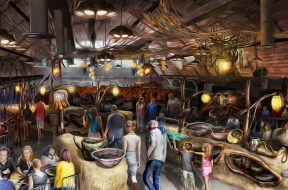 Satu'li Canteen in Disney's Pandora - The World of Avatar