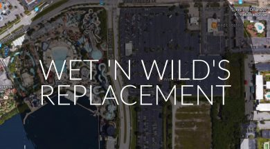 Wet 'n Wild Orlando replacement hotel